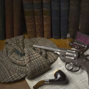 Sherlock Holmes au Museum