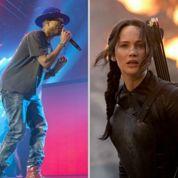 Annabelle, Pharrell, Katniss... les images phares de la semaine