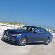 Hyundai Genesis, une luxueuse vitrine technologique