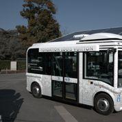 LVMH offre des bus électriques à sa fondation