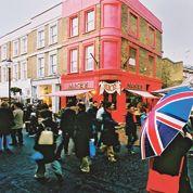Carnet de route londonien