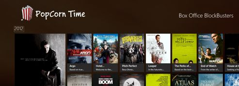 La difficile traque de Popcorn Time, le cauchemar de l'industrie du cinéma