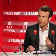 Emmanuel Macron «en désaccord» avec Martine Aubry
