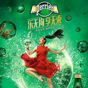 Perrier part à la conquête des jeunes Chinois