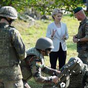 L'Allemagne peine face au défi de la modernisation de son armée