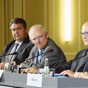 Crise budgétaire : Paris et Berlin calment le jeu