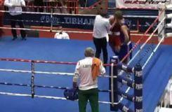 Un boxeur suspendu à vie après l'agression d'un arbitre à la fin d'un combat