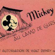 Mickey Mouse, une «figure de l'innocence» au camp de Gurs