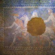 Amphipolis, l'énigme du tombeau macédonien