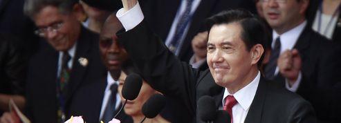 À Taïwan, Ma Ying-jeou appelle la Chine à «marcher» vers la démocratie