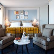 L'Hôtel Royal Evian: une rénovation de très bon goût
