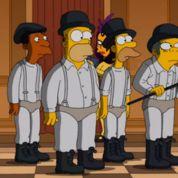 Les Simpson rendent hommage à Stanley Kubrick