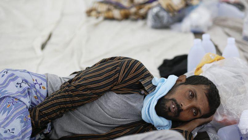 Les Rohingyas sont un groupe ethnique birman faisant l'objet d'un violent ostracisme de la part des bouddhistes birmans. Beaucoup se sont réfugiés au Bangladesh.