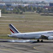 Air France : un vol Toulouse-Paris à la canne à sucre