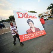 Brésil: Dilma peine à séduire la nouvelle classe moyenne