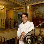 Yannick Alléno, cuisinier de l'année du Gault&Millau 2015