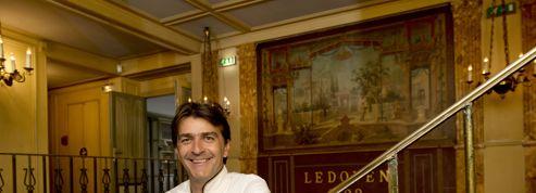 Yannick Alléno, cuisinier de l'année dans le Gault&Millau 2015