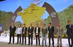 Dotation, médiatisation, parcours : les chiffres clés du Tour 2015
