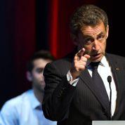Sarkozy met en garde contre les divisions de la droite