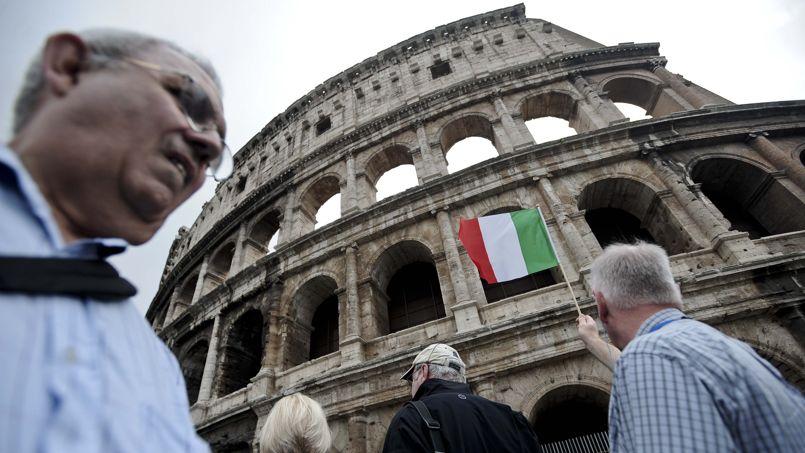 Le président de l'AS Rome veut jouer au Colisée
