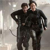 Hunger Games 3 : Lawrence au cœur d'un trio amoureux