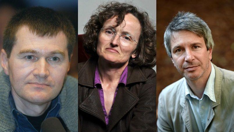 Prix Femina: cinq finalistes restent en course