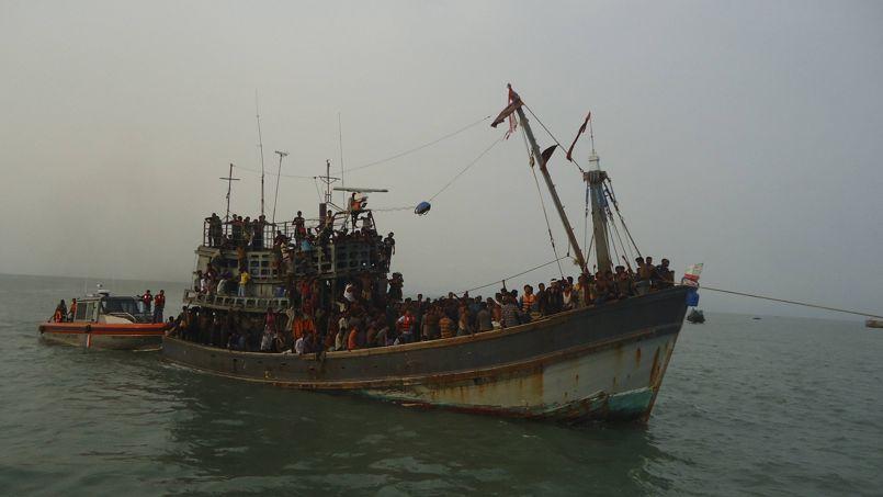 Plus de trois cents personnes ont été victimes d'enlèvement. Seule une cinquantaine ont été recueillies par les gardes-côtes bangladais. On ignore ce qu'il est advenu des autres.