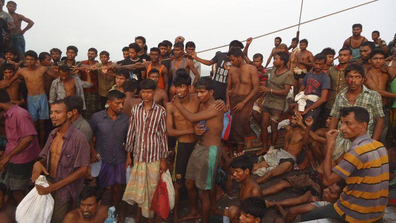 Le 11 octobre, la police thaïlandaise a découvert 53 personnes originaires du Bangladesh, cachées dans une plantation sur une île du sud de la Thaïlande.
