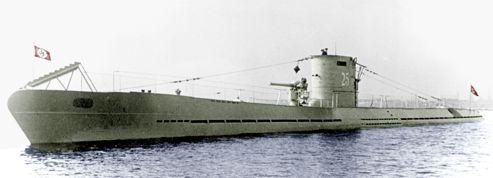 L'épave d'un sous-marin nazi retrouvée au fond de l'Atlantique