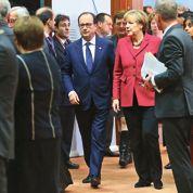 Zone euro: le sommet pollué par les déboires budgétaires de la France et de l'Italie