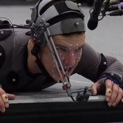 Benedict Cumberbatch dans la peau du dragon Smaug