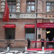 Christie's s'implante à Shanghaï