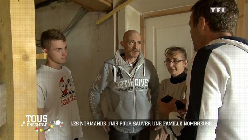 Capture d'�cran TF1