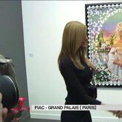 Zapping TV : quand Manuel Valls rencontre... Zahia