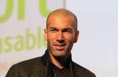 Zidane animateur d'une émission de télé