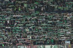 On était dans les tribunes d'Inter Milan - Saint-Etienne