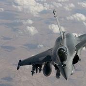 Paris accélère le rythme de ses frappes en Irak