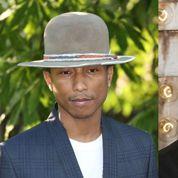 Pharrell Williams héros d'un film de Karl Lagerfeld