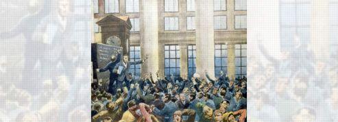 Il y a 85 ans, «jeudi noir» à Wall Street