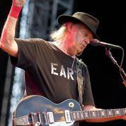 Neil Young symphonique sur son nouvel album