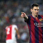 L'astuce de Lionel Messi pour éviter de vomir sur le terrain