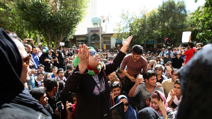 L'Iran se mobilise contre des attaques à l'acide des femmes