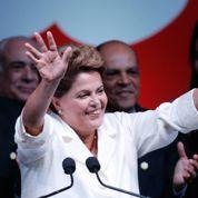 Réélue présidente du Brésil, Rousseff prêche l'union du pays