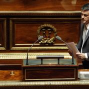 Valls défend sa réforme territoriale devant le Sénat
