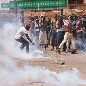 Burkina Faso: l'opposition veut la fin du régne de Blaise Compaoré