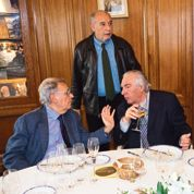 Les quatre finalistes du Goncourt