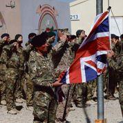 Le retrait sans gloire des Britanniques d'Afghanistan