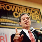 Midterms : au Kansas, le gouverneur Brownback s'est inspiré de Reagan