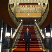 Le nouveau palais présidentiel d'Erdogan «le grand»