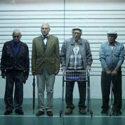 Canailles Connection :gang de vieux malfaiteurs